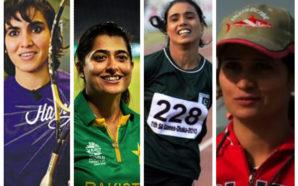 Superwomen of Pakistani Sports