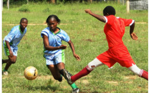 Moving the Goalposts: Empowering Girls Through Football