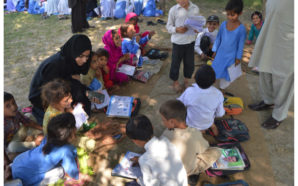 Educating The Marginalized in Pakistan
