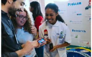 Ananke brings the Technovation Challenge to the UAE