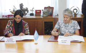 Bodour Al Qasimi, UNESCO Sign MoU to Enhance Cultural Cooperation