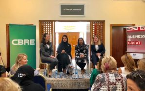 CBRE and British Embassy host 'Women in Business' event in…