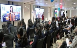 Cisco Inspires the Next-Generation of Women at Girls Power Tech…