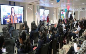 Cisco Inspires the Next-Generation of Women at Girls Power Tech…