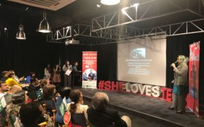 Pakistani Chatbot Raaji wins big time in SHE LOVES TECH…
