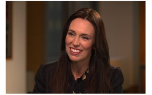 A CNN chat with Jacinda Ardern