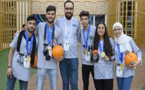 Refugee Team Hope Wins Robotics Challenge