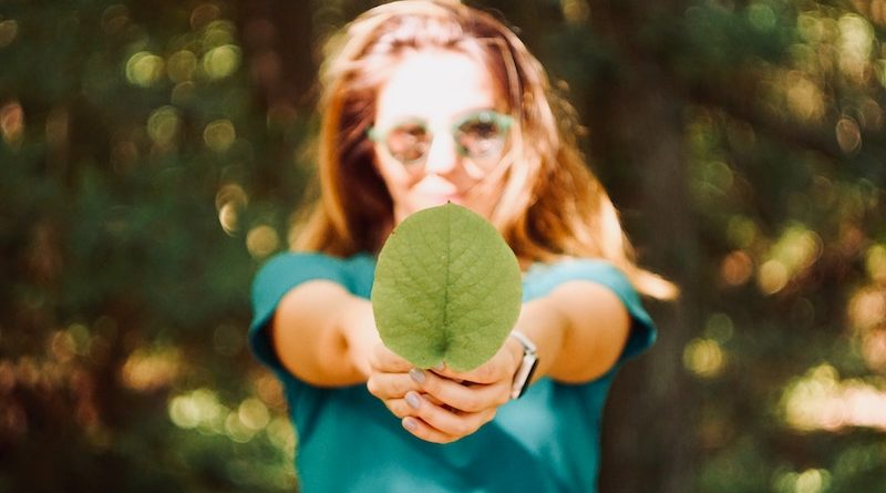 women drive sustainability