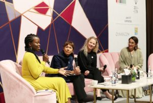 Panel on future role of women in international publishing