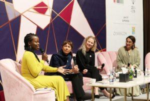 Panel on future role of women in international publishing
