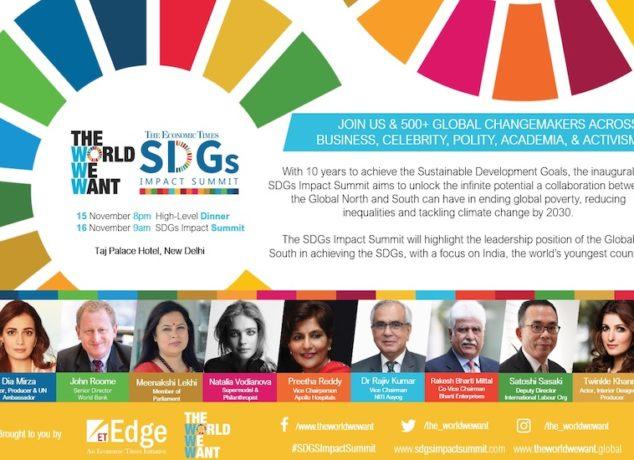 SDGs Impact Summit