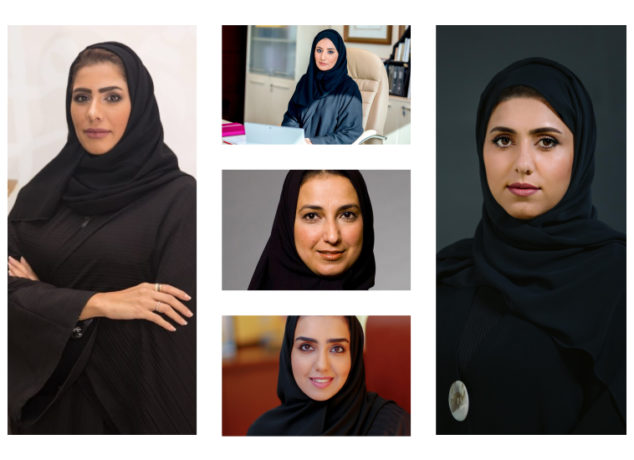 UAE Emarati Women Leaders
