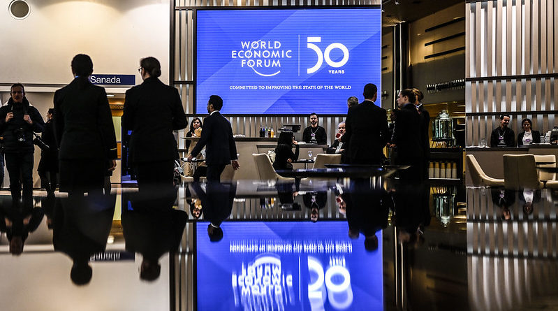 Impressions from the World Economic Forum Annual Meeting 2020