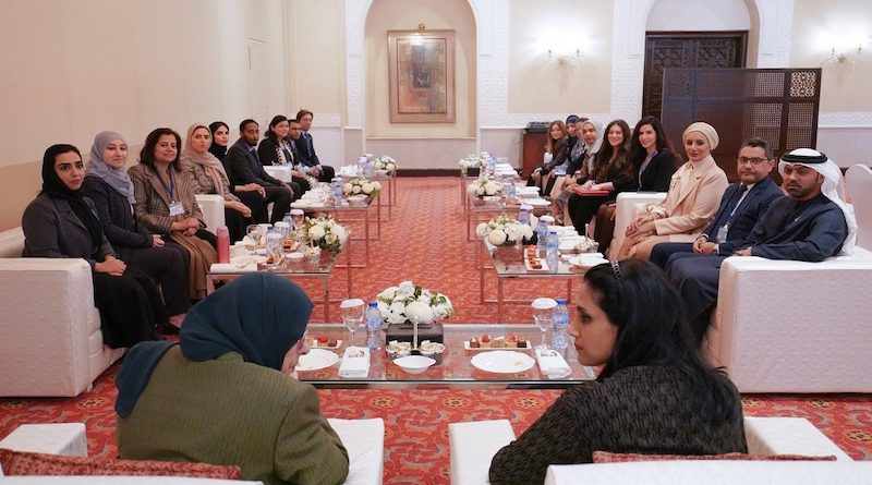 NAMA Empowers Afghani Eomen Refugees in Pakistani Host Communities