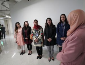 NAMA Empowers Afghani Women Refugees in Pakistani Host Communities