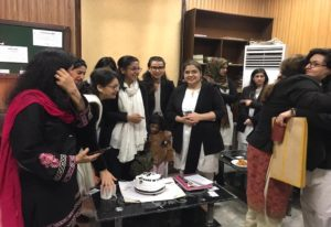 Empowering Pakistani Women in the Legal Profession