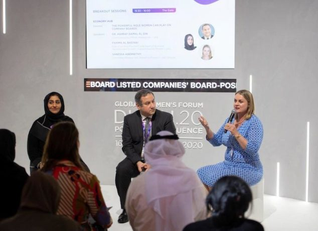 GWFD 2020 Women on Boards panel says momentum is growing