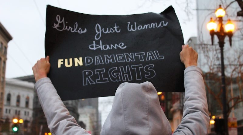 Women's Rights Progressive Blueprint Unfinished, Opportunity Remains