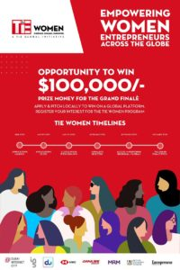 TiE Dubai launches TiE Women competition for entrepreneurs in MENA