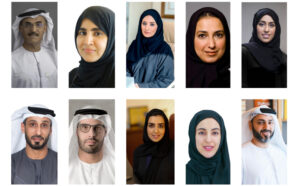 Celebrating Emirati Women's Day