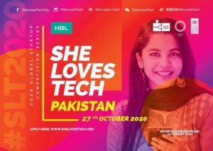 Reloading She Love Tech Pakistan
