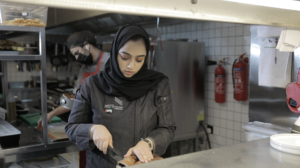 SBWC launches 'Women of Sharjah' campaign to mark UAE's 49th National Day Fatema Showaiter, Founder of The Ark Coffee