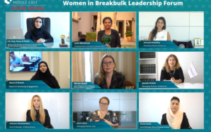 Breakbulk Middle East Digital Special concludes with insightful discussions on the role of women and the youth