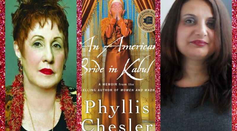 Second Wave Feminist & Notable Author Phyllis Chesler Joins WLF2021 Roster of Speakers