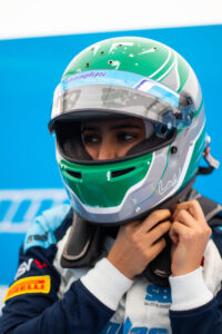 Saudi motorsport star Reema Juffali on changing attitudes