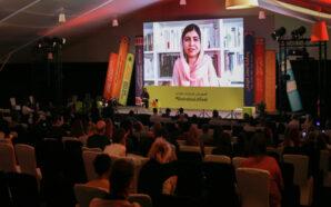 Emirates Lit Fest Unveils Malala Talk