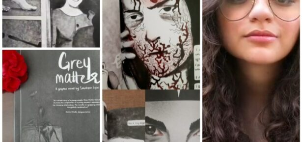 Pakistan's first graphic novel on an eastern marriage relays unspoken realities of a broken identity
