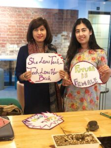 CIRCLE partners with HBL to host She Loves Tech Pakistan 2021