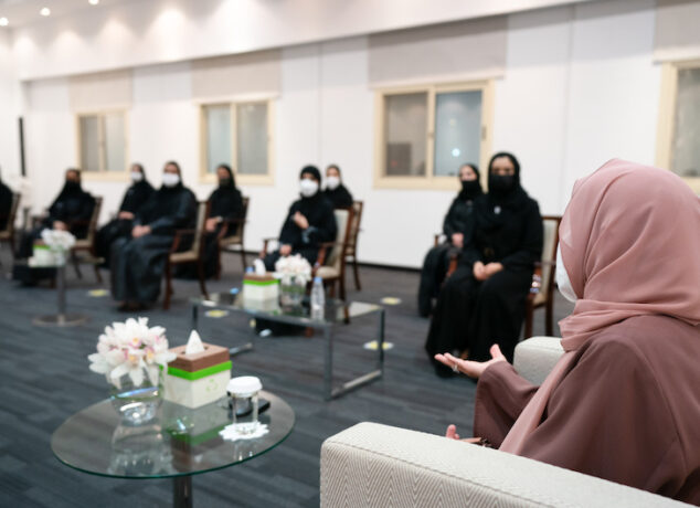 Jawaher Al Qasimi: We are committed to raising capable generations of young female leaders in the UAE